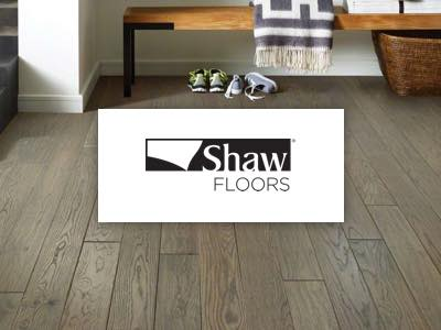 shaw Logo flooring products | A & S Carpet Collection