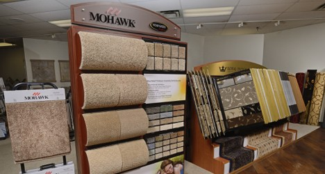 mohawk flooring product | A & S Carpet Collection