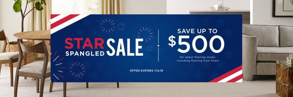 Customer appreciation sale at Allison Park, PA | A & S Carpet Collection