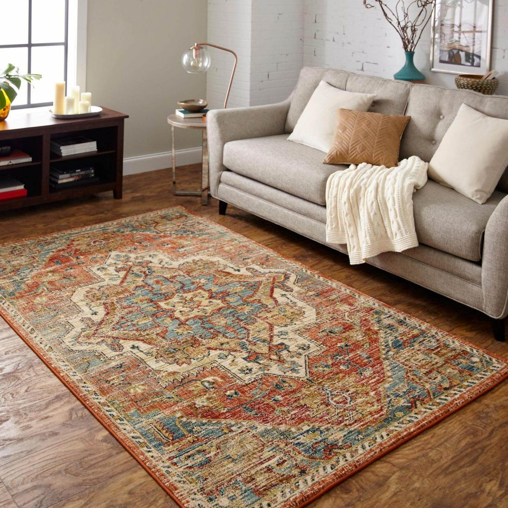 How to Select a Rug for Your Living Area