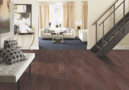 Living Room Flooring | A & S Carpet Collection